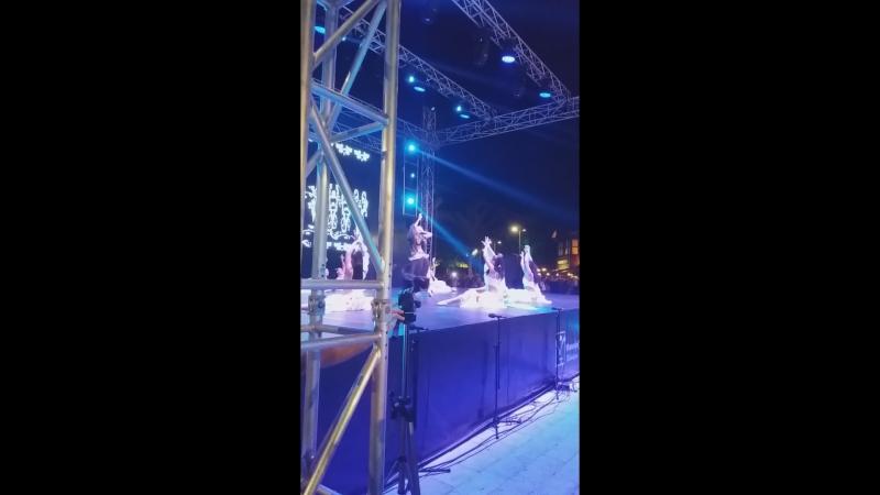 Огни Анатолия. Концерт в рамках музыкального фестиваля в Сиде. 23 сентября 2018