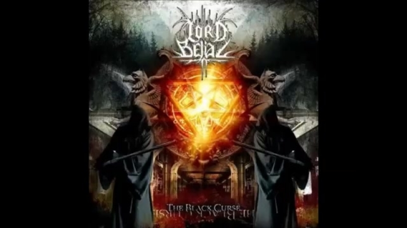 Lord Belial - The Black Curse 2008
