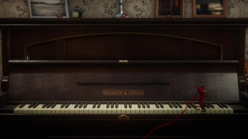 [Xbox One] Unravel - Пианино