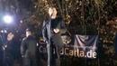 Sven Liebich bei ProChemnitz zum Merkelbesuch 16 11 18 Neue FB Seite liken