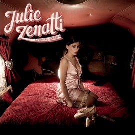 Julie Zenatti альбом La Boîte De Pandore