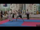Full contact Karate Fight and a Knockout in 30 Secs Winner is Hamid Zandi.mp4