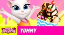 Talking Angela - Healthy Summer Ice Cream Recipe (and Other Vegan Recipes)