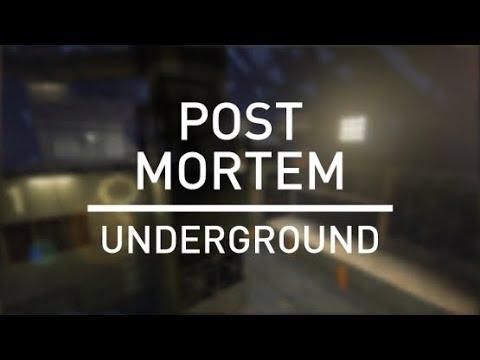 [Portal 2] Post Mortem 01 - Underground by Drey