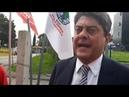Agora: Wadih Damous relata visita ao ex presidente Lula e trás recado do mesmo. LulaLivre