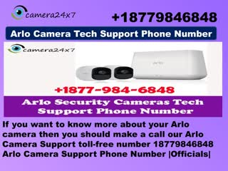 Arlo Support 18779846848 Instant Help on All Arlo Issues.
