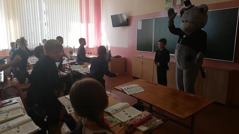 17.09.18 Попрыгушки с Мишкой Тедди 🤩