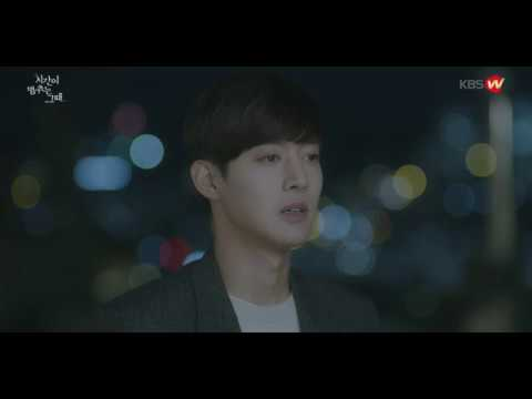 [Official] At The Moment : When Time Stopped Ep08_07 옆에 있어줘서 고마워요 지하방.