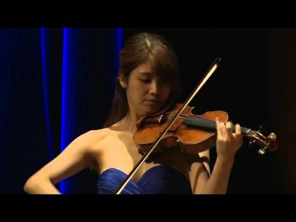 Ririko Takagi | Ysaye | Sonata No. 2 | 2015 Joseph Joachim International Violin Comp Hannover