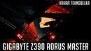 Gigabyte Z390 AORUS Master обзор. Насколько она хороша?