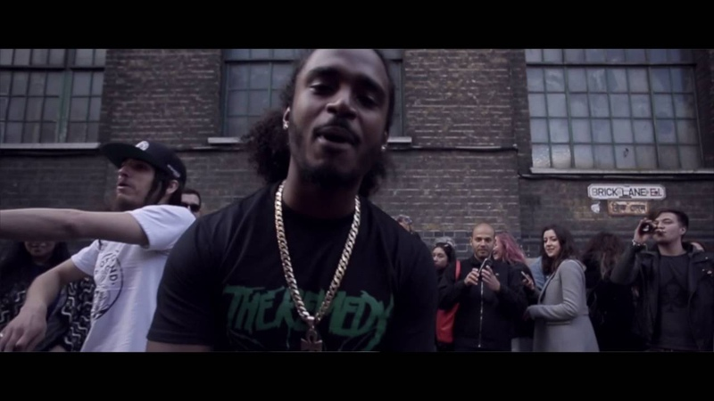 Black The Ripper - Light Up Everywhere (Uber Everywhere Remix) | Link Up TV
