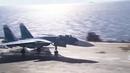 Нанесение авиаудара крылатыми ракетами по объектам террористов в САР самолетами Ту 95МС ВКС России