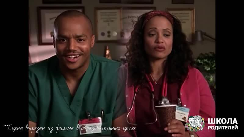 Когда вы любите друг друга - Терк и Карла друг про друга - Сериал Клиника