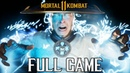 MORTAL KOMBAT 11 - Full Story Walkthrough (No Commentary) PS4 Pro @ 1080p (60ᶠᵖˢ) ✔
