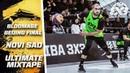 Novi Sad - Ultimate Mixtape | FIBA 3x3 World Tour 2018 - Bloomage Bejing Final