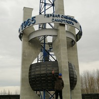 Анкета Александр Тиньгаев
