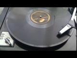 РАССТАВАНИЕ Павел Михайлов Джаз-оркестр под упр. А. Н. Цфасмана (танго) 1937 г 78 обмин
