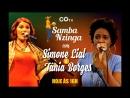 Samba Nzinga nº2 - Tânia Borges do projeto TB, tudo de bom no samba e outras bossas