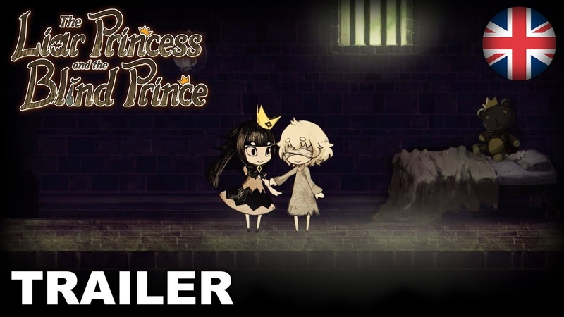 The Liar Princess and the Blind Prince - My True Self Cannot Be With You (PS4, Nintendo Switch) (EU)