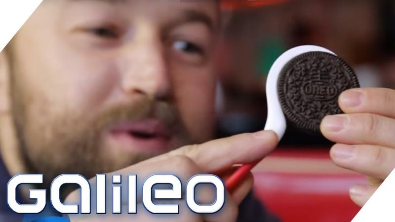 Der beste Oreo Helfer? Surprise Box aus den USA Galileo ProSieben