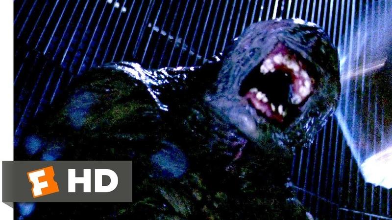 Doom (2005) - Hostile Activity Scene (410) | Movieclips