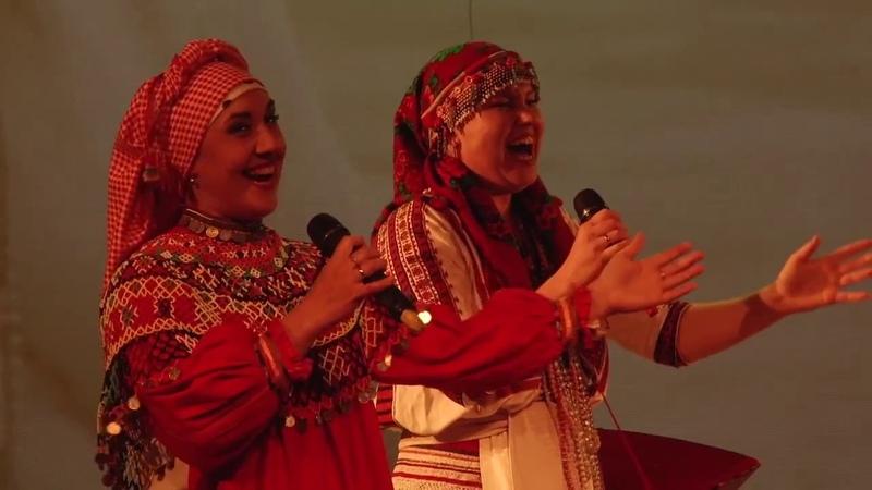 Од пинге. Отчетный концерт этнографической студии «Мерема»
