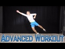 Fencing Footwork You Can Practice At Home - Advanced Workout (revised version)