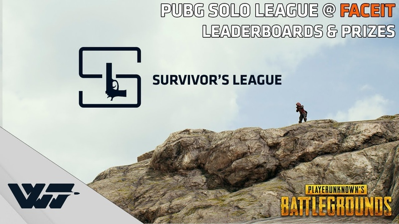 SURVIVOR'S LEAGUE - PUBG Like you've NEVER experienced before! Leaderboards Prizes (FPP SOLO EU)