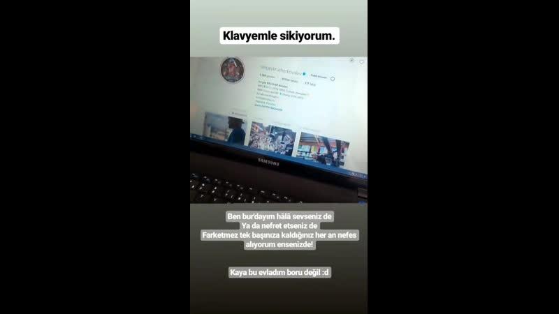 Турецкие питушки ломают мой инстаграм