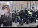 Gilets Jaunes - 8 mn D'ULTRA Violence (Police de Macron) 1/? public averti
