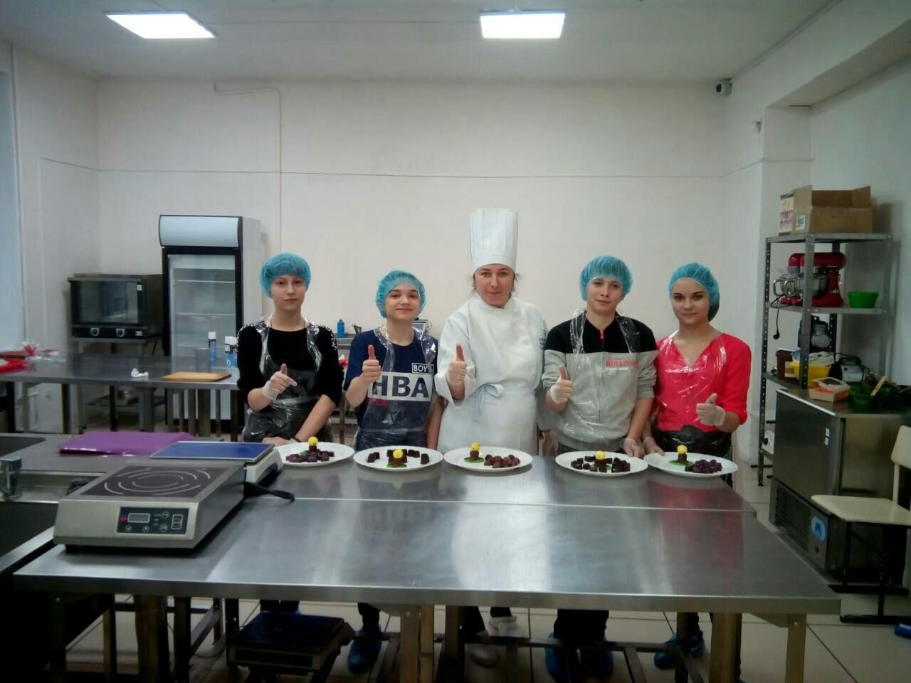 В Курганской области прошел первый мастер-класс в рамках проекта «Билет в будущее»