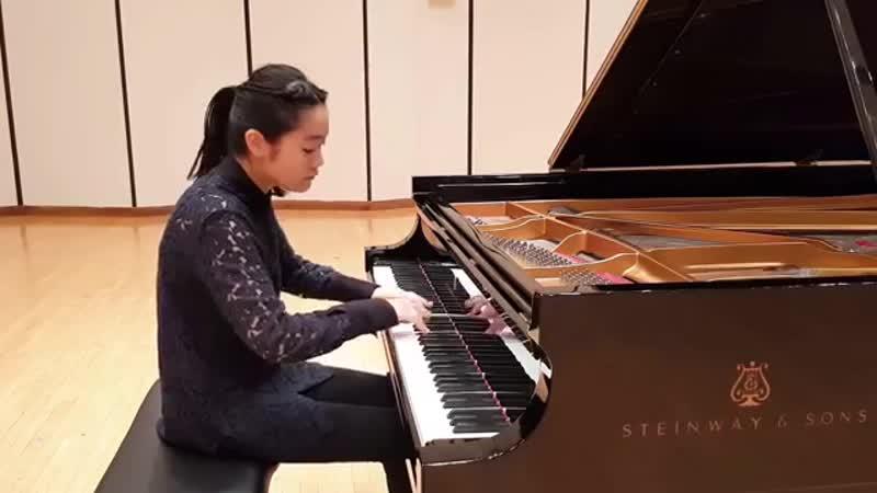 Tiffany Poon - Chopin Etude Op-10 No-4