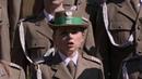 Brygada w wykonaniu Zespołu Pieśni i Tańca Śląsk oraz funkcjonariuszy Śląskiego Oddziału Straży Gr