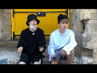 [ENG SUB] BTS BON VOYAGE S3 Behind cam Ep 1
