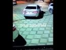 Вчера ночью двое молодых людей в масках на автомашине лада Веста без номеров сожгли автомашину ИМАМА селении Новочуртах Новолак