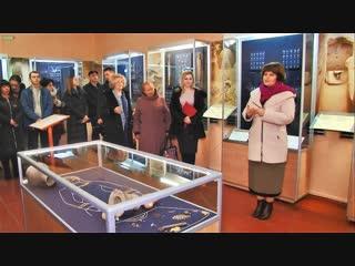 В Бахчисарае показали скифские артефакты