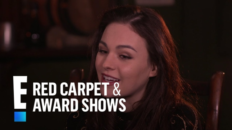 "Sophie Skelton Thinks Roger Bree Are a ""Geeky"" Power Couple 