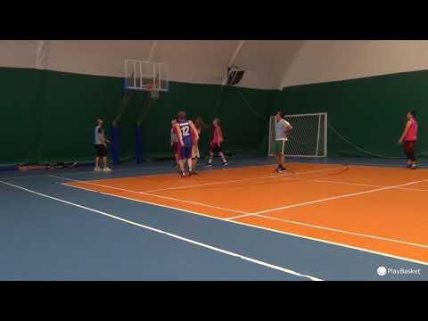 PlayBasket. Видеообзор 20.09.2018 (Метро Электрозаводская). Любительский баскетбол в Москве
