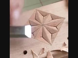 Геометрическая резьба.