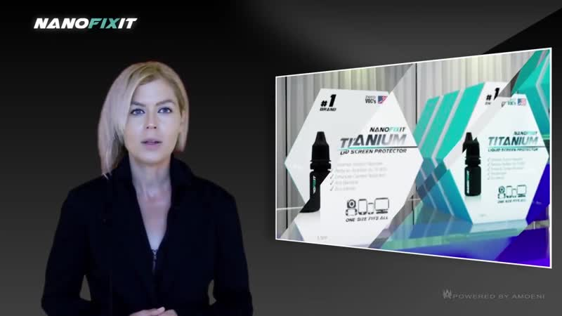 Nanofixit presentation Protect the screen of all mobile devices