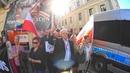 Pierwszy Marsz Równości w Lublinie.LGBT 2018.Люблин сегодня.Протест.Гей парад.Марш Равенства.ЛГБТ.2