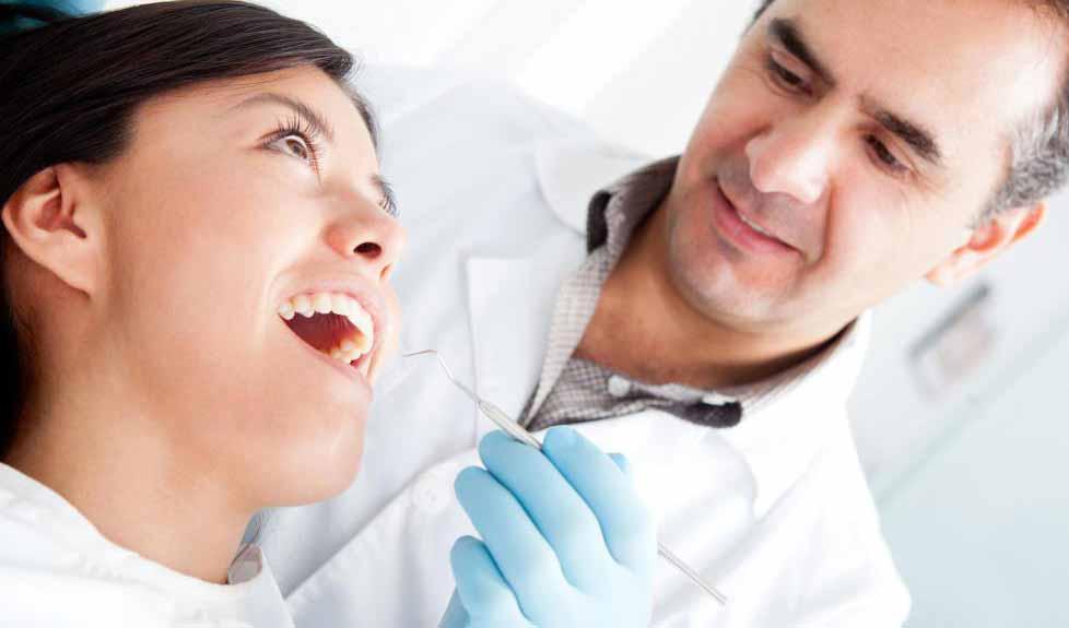 Преимущества завышения могут включать в себя улучшение гигиены полости рта.