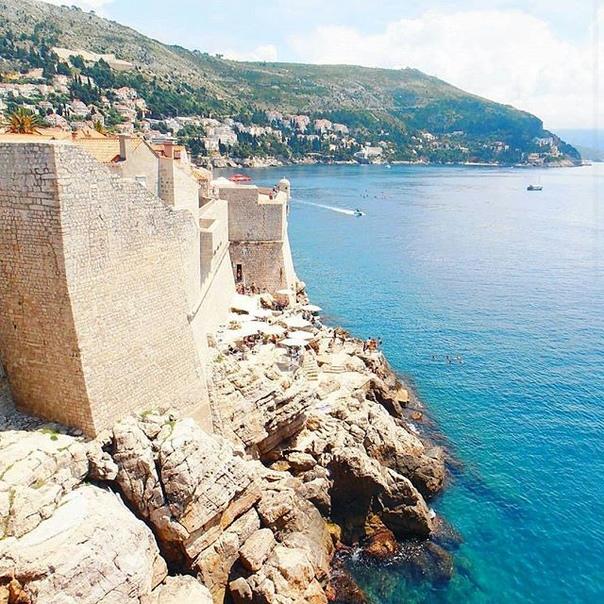 Прямые рейсы в Хорватию (Дубровник) за 12500 рублей туда-обратно в августе-сентябре, летит S7