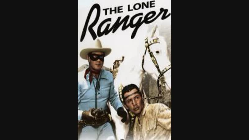 The Lone Ranger 3x04 Desperado at Large
