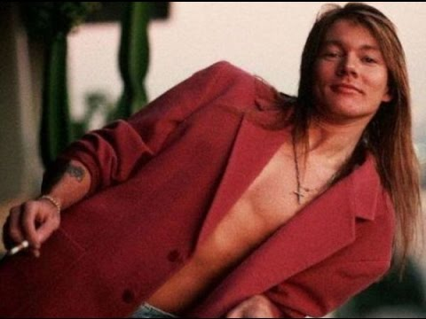Axl Rose - The Prettiest Star (Documentary) Leader of Guns N' Roses