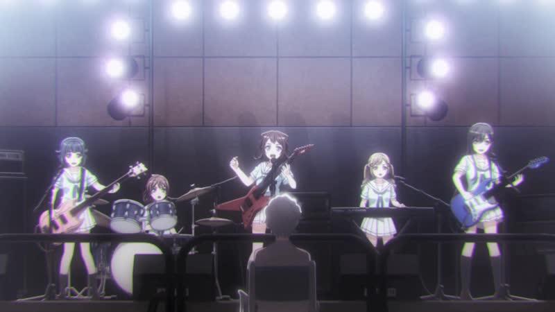 Poppin' Party STAR BEAT ~Hoshi no Kodou~ Anime 2nd ver