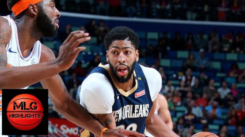 New York Knicks vs New Orleans Pelicans Full Game Highlights | 11.16.2018, NBA Season