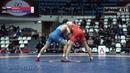 87 kg. Alan OSTAEV (RUS) - Rafiq HUSEYNOV (AZE)