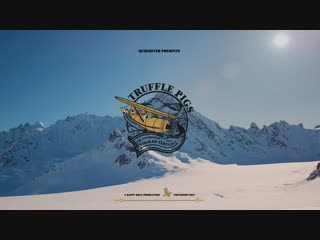 Travis rice: truffle pigs, an alaskan odyssey