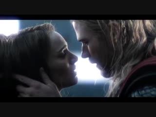 Thor Odinson & Jane Foster -> Fosterson